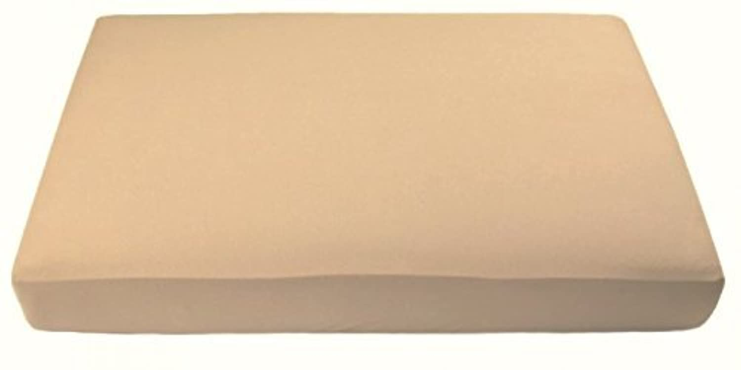 Circo Khaki Fitted Crib Sheet by Circo
