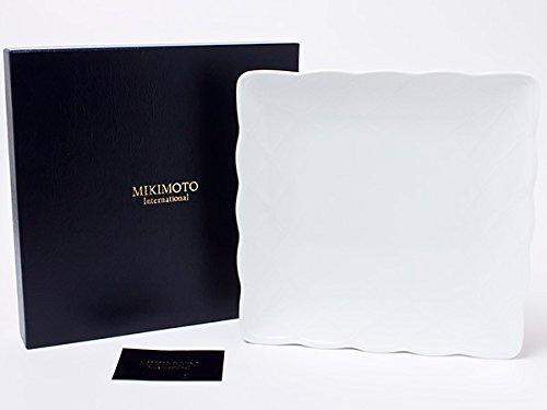 ミキモト インターナショナル ホワイト プレート mikimoto-02