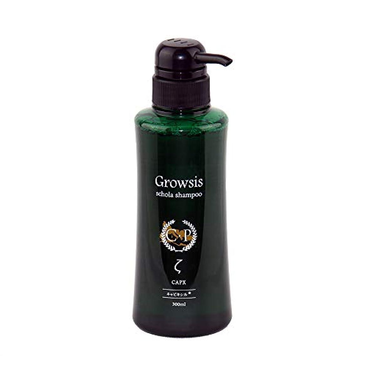 累計温帯レイア抜け毛に悩んだらグロウシス スコラシャンプー ゼータ 300ml 「ミノキシジル」の3倍効果「キャピキシル」を業界最高濃度配合 うるおい成分「ベタイン」と「シラノール(ケイ素)」増量、ふけ、かゆみにも悩む人に。