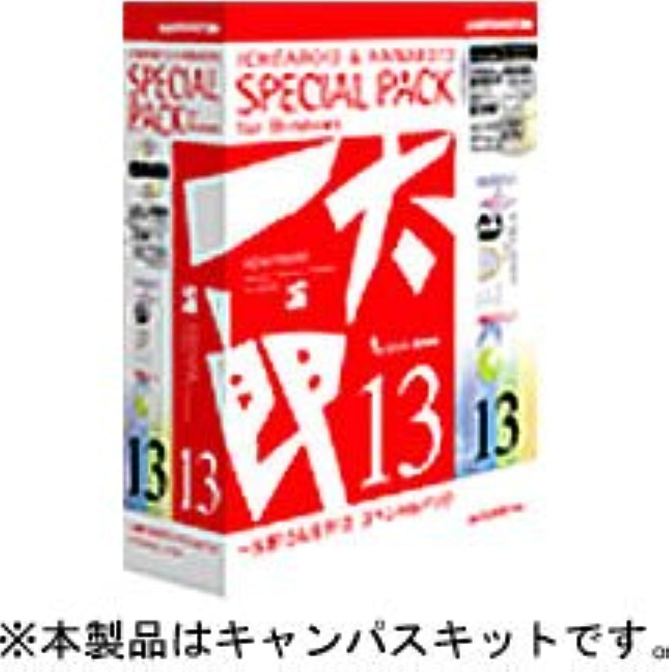 やりがいのある受け取る波紋一太郎 13 & 花子 13 スペシャルパック キャンパスキット