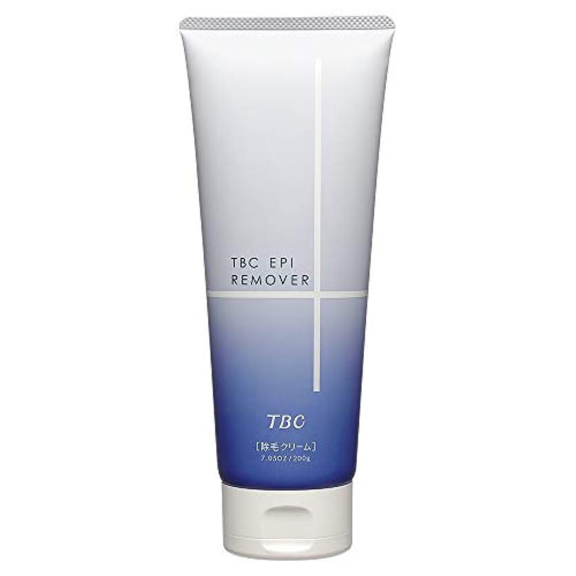絵プレゼント他の場所エステティックTBC TBC エピリムーバー クリーム フローラルの香り 200g