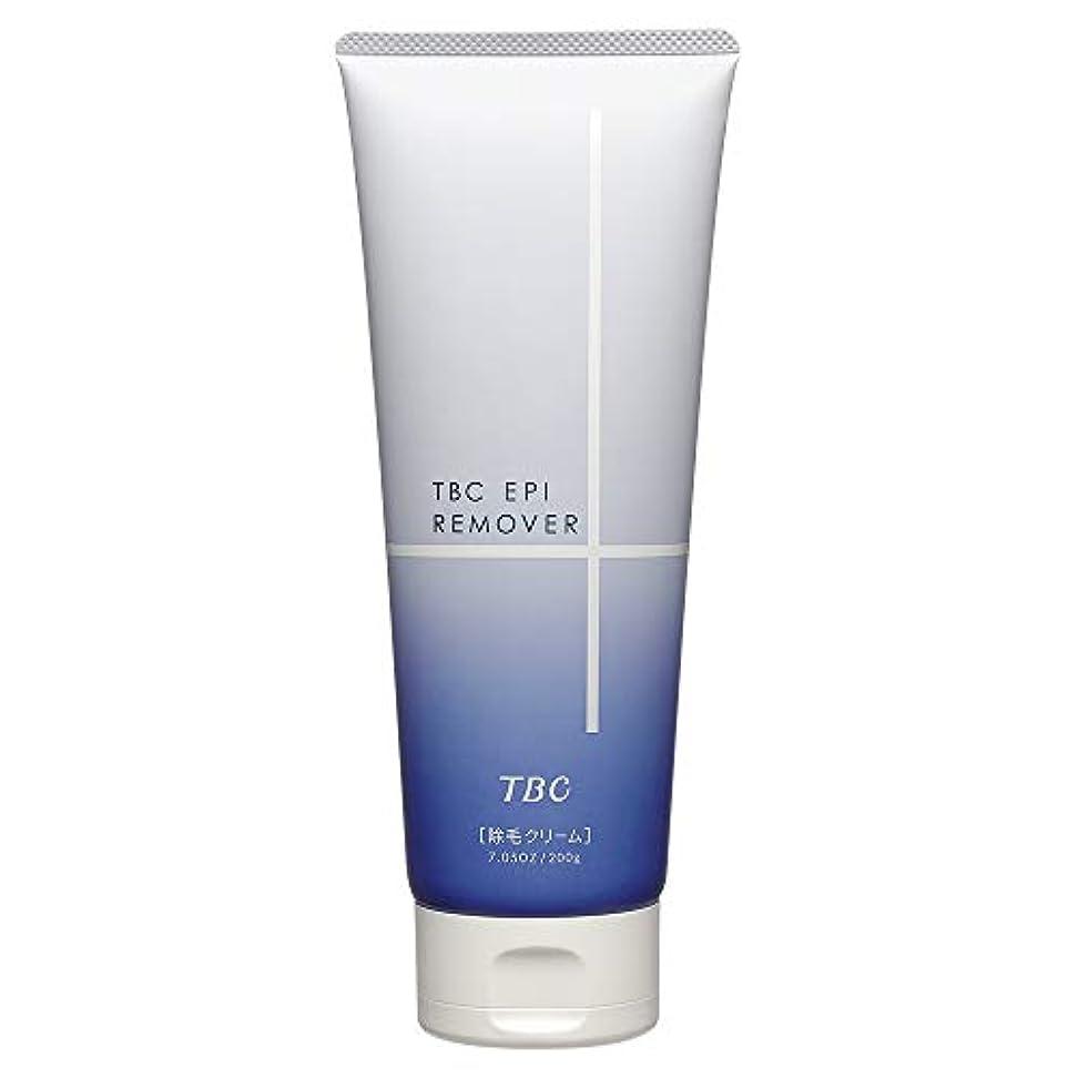 糸支払う生活エステティックTBC TBC エピリムーバー クリーム フローラルの香り 200g