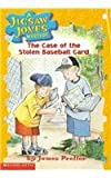 Case of the Stolen Baseball Cards (Jigsaw Jones Mysteries (Pb))