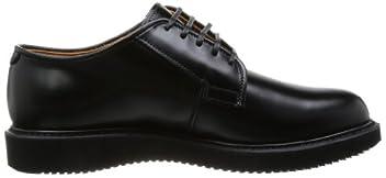 Wolverine Postman Shoes W09158: Black