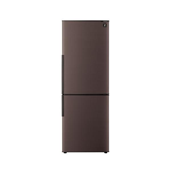 シャープ 冷蔵庫 スリム シンプルデザイン プラ...の商品画像