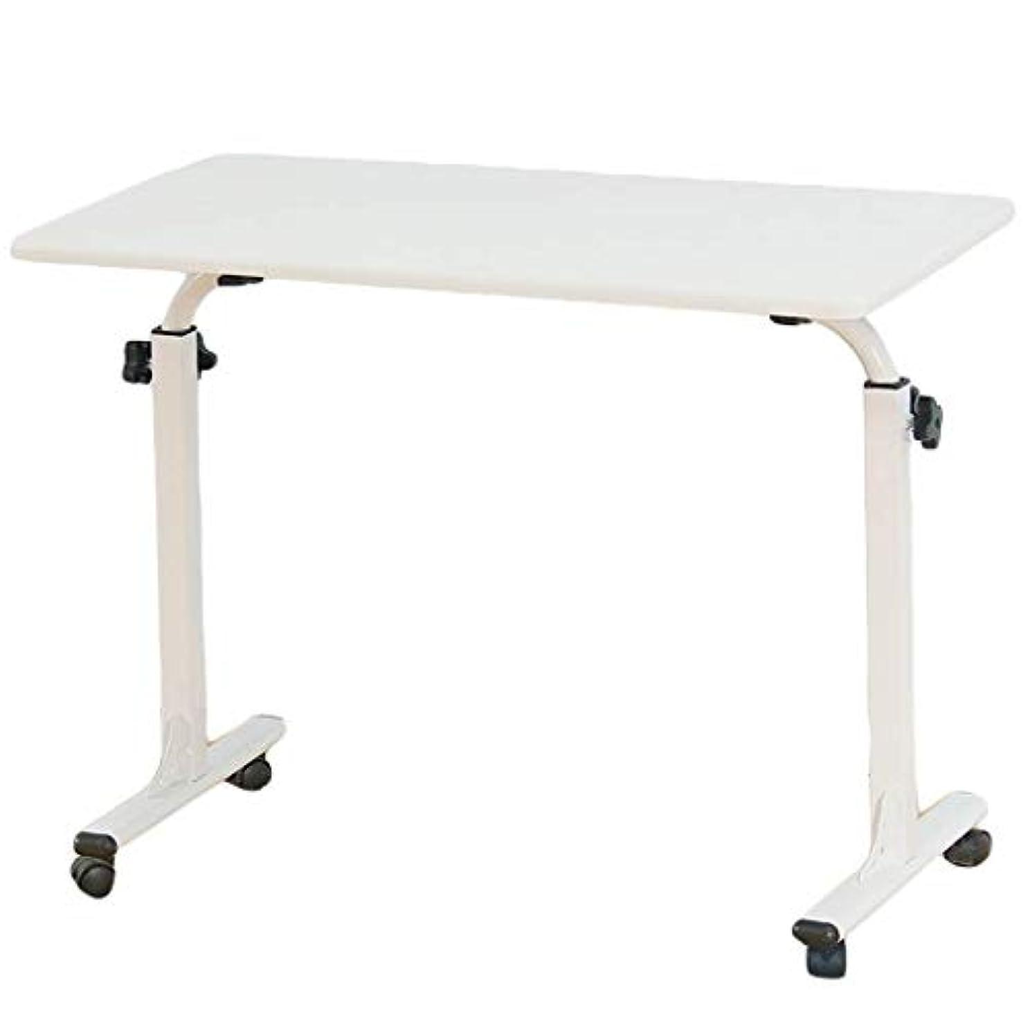 パッチ格納多数のROLLDDZ ベッド用ラップトップデスク、ラップトップデスクを食べるためのベッドトレイとラップトップスタンドラップテーブル、ラップトップと折りたたみ式ベッドデスク用ソファ