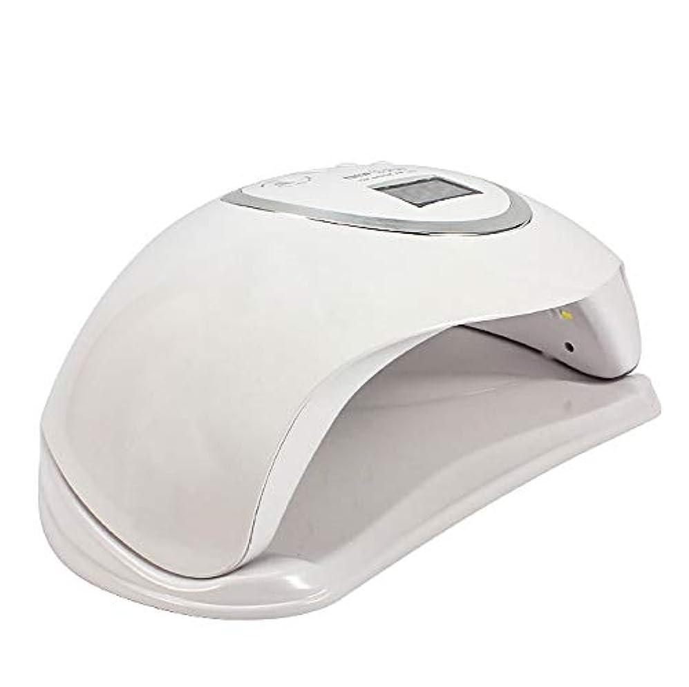 放射能申込み設計ネイルドライヤー72ワットハイパワー36ランプビーズデュアル光源インテリジェントセンサー光線療法機