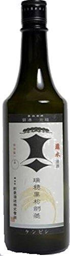 剣菱酒造 瑞穂 黒松剣菱 瓶 720ml [兵庫県]