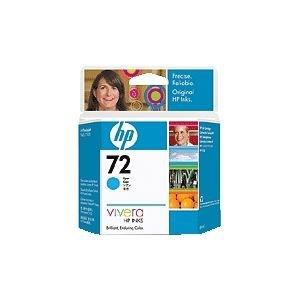 HP HP72 インクカートリッジ シアン(69ml) C9...