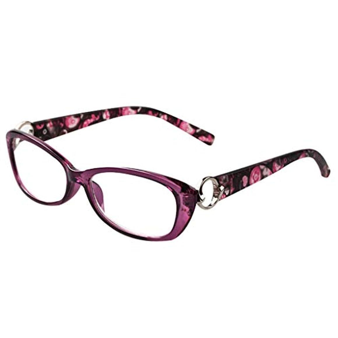 耐えられる生き残ります殺人LCSHAN Tr90老眼鏡レトロHD放射線抗疲労遠視超軽量コンフォート+1.5 (Color : 300 degrees)