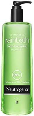 Neutrogena Rainbath Anti-Bacterial Body Wash, 473ml