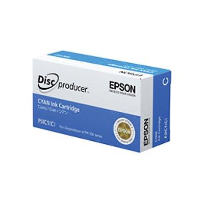 エプソン エプソン インクカートリッジ PJIC1C シアン PJIC1C/62730464