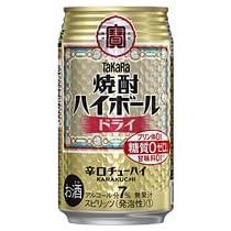 宝 焼酎ハイボール 下町ドライ 350ml×24缶