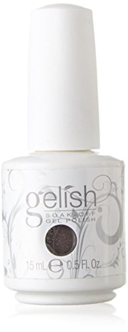 味練習した改革Harmony Gelish Gel Polish - Snowflakes & Skyscrapers - 0.5oz / 15ml