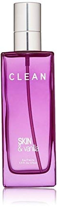 地味なスパン有能なクリーン CLEAN スキン&バニラ オーフレッシュ 175ml [並行輸入品]