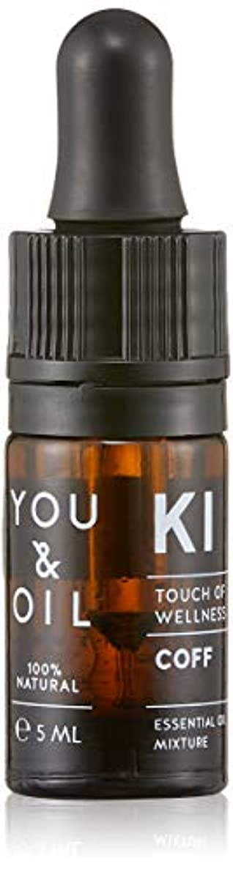 同種の確認する香水YOU&OIL(ユーアンドオイル) ボディ用 エッセンシャルオイル COFF 5ml