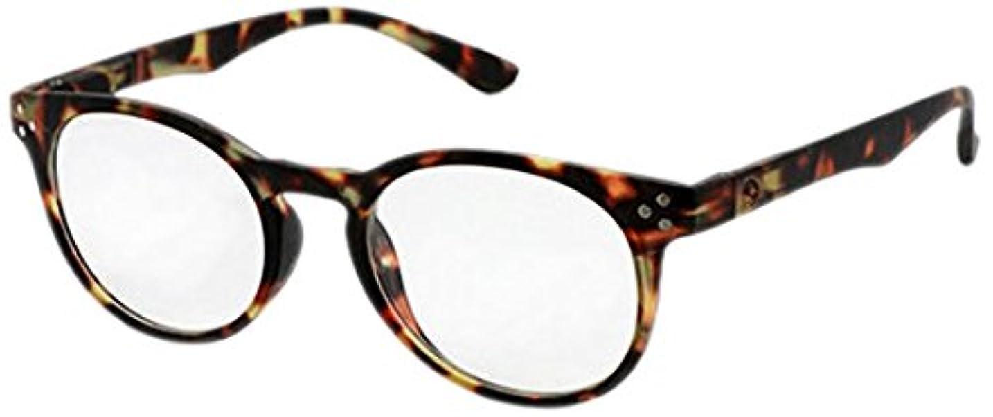 対応アクセスラフレシアアルノルディsempre art studio(センプレアートスタジオ) リーディンググラス (老眼鏡) ROY +2.50 カモマット