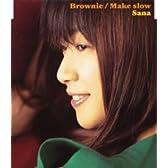 Brownie / Make slow