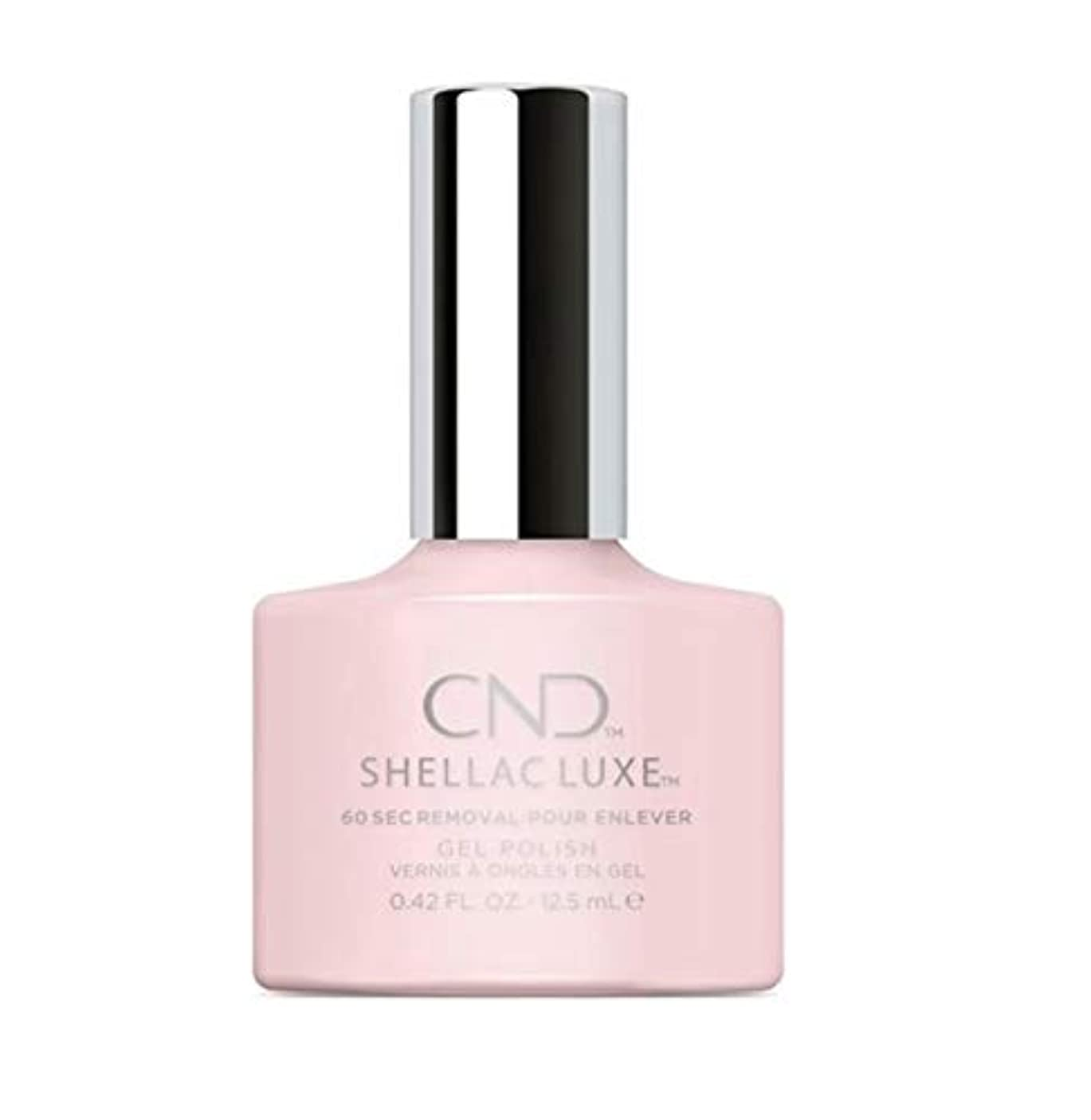 傾いた農業報いるCND Shellac Luxe - Negligee - 12.5 ml / 0.42 oz
