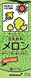 豆乳飲料 メロン 紙パック 200ml ×18本