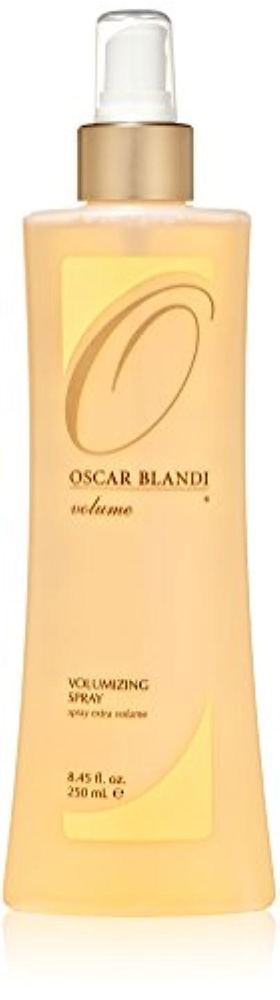 泣き叫ぶ中国女性Oscar Blandi ボリュームアップスプレー、8.45液量オンス 8.45オンス 色なしません