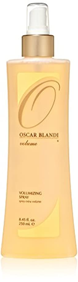 ワイヤー早熟イディオムOscar Blandi ボリュームアップスプレー、8.45液量オンス 8.45オンス 色なしません