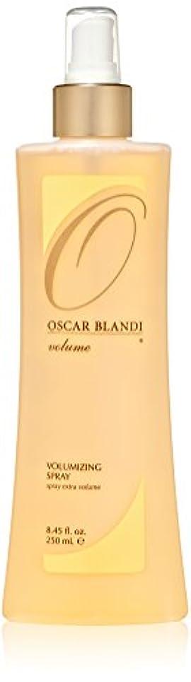 斧人気買収Oscar Blandi ボリュームアップスプレー、8.45液量オンス 8.45オンス 色なしません