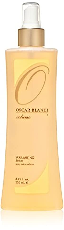 Oscar Blandi ボリュームアップスプレー、8.45液量オンス 8.45オンス 色なしません