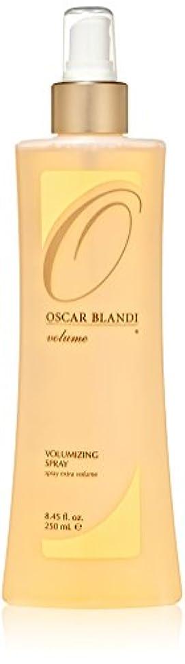 半円白い責めOscar Blandi ボリュームアップスプレー、8.45液量オンス 8.45オンス 色なしません