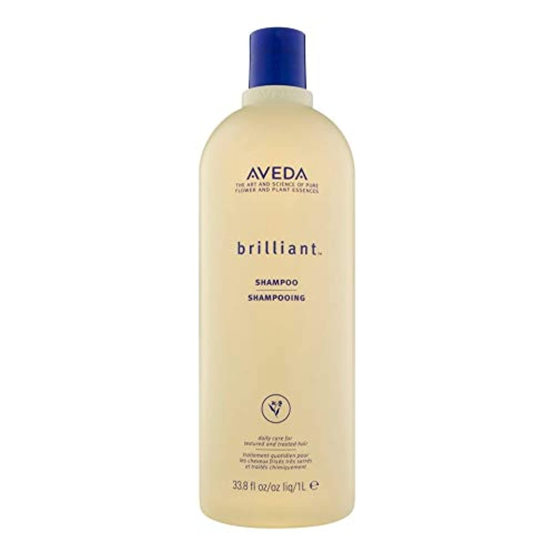 さておき公然とクライストチャーチ[AVEDA ] アヴェダ華麗なシャンプー1リットル - Aveda Brilliant Shampoo 1L [並行輸入品]