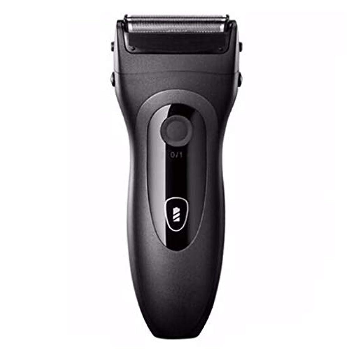 優雅な住む間接的ひげそり 電動 メンズシェーバー,往復式 髭剃り 電気シェーバー USB充電式 IPX7防水 電気シェーバー ディスプレイ お風呂剃りドライ両用 人気プレゼント