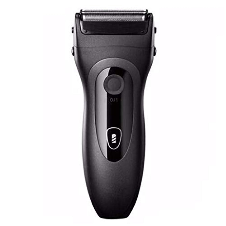 中庭人気の途方もないひげそり 電動 メンズシェーバー,往復式 髭剃り 電気シェーバー USB充電式 IPX7防水 電気シェーバー ディスプレイ お風呂剃りドライ両用 人気プレゼント