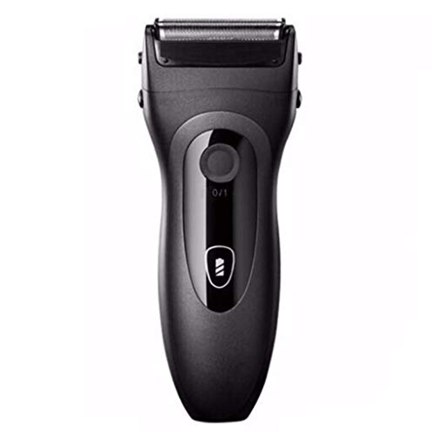 不良品子レーザひげそり 電動 メンズシェーバー,往復式 髭剃り 電気シェーバー USB充電式 IPX7防水 電気シェーバー ディスプレイ お風呂剃りドライ両用 人気プレゼント