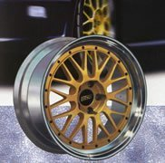 フジミ模型 1/24 THE★ホィールシリーズ TW4 18in.BBS LM