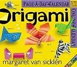 Origami 2006 Calendar (Page a Day Colour Calendar)