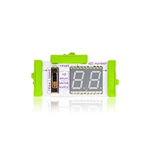 littleBits 電子工作 モジュール BITS MODULES O21 NUMBER PLUS