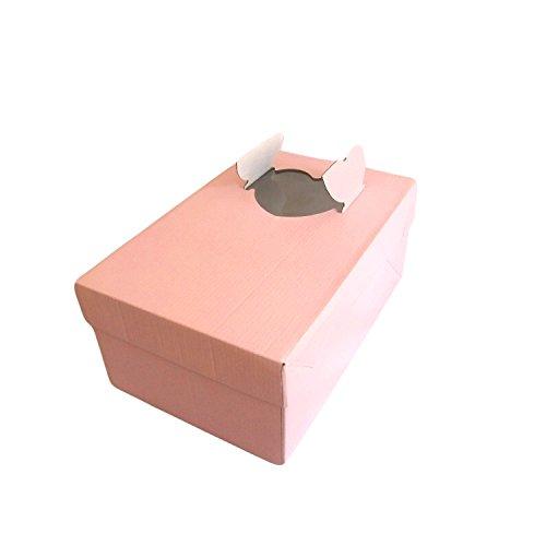 ペット火葬 ペット棺 ペット葬儀 ペット棺 ピンク 小型犬 猫 ウサギ 小動物向き