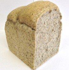 デニッシュスハウ 黒ゴマ食パン 2斤セット ※砂糖も油脂も使用せずに焼き上げた※小麦粉、塩、酵母菌だけで焼き上げたパン