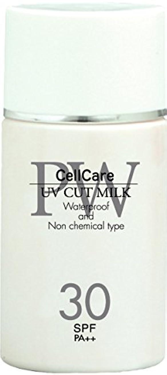 透けて見える参照する医薬品セルケア UVカットミルク 30ml