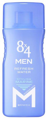 8×4メン リフレッシュウォーター ウォーターマリン ボトル160ml