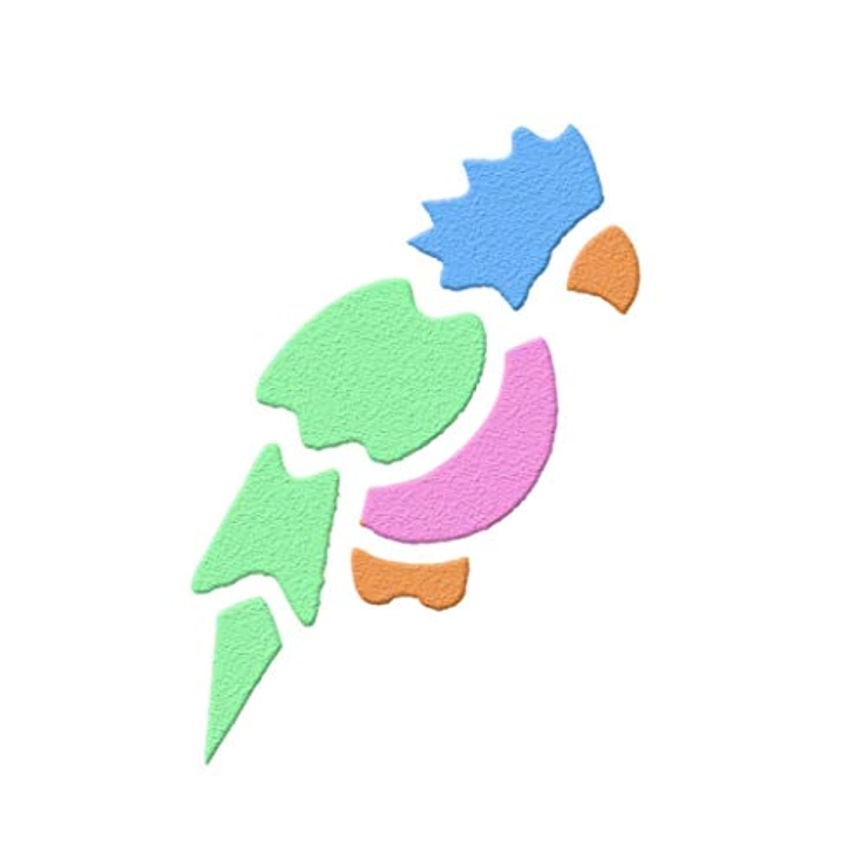 幼児 赤ちゃん 絵画 ステンシル テンプレート定規セット DIY 工芸プロジェクト 教育玩具 絵画用図面ツール 子供の作成に最適 様々なスタイルパターン L ベージュ AN-12