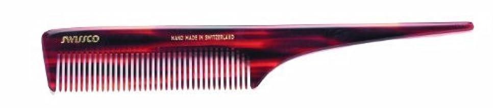 白い現象展開するSwissco Tortoise Tail Comb [並行輸入品]