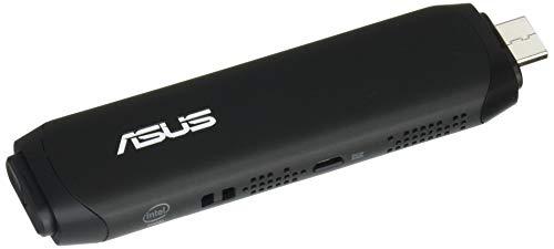 ASUS スティック型 デスクトップ VivoStick TS10 ブラック TS10-B078D (WIN10 64Bit /インテル Atom x5-Z83...