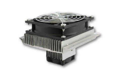 DC12V ペルチェ式 冷却ユニット(完成品)  温調 実験...