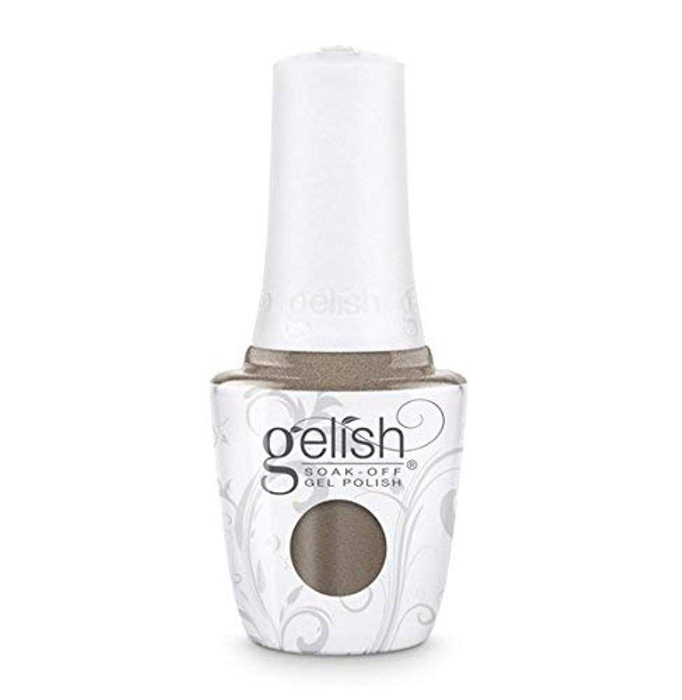 祝福詳細な確率Gelish Soak-Off Gel - African Safari Collection - Are You Lion To Me? - 15 ml/05 oz