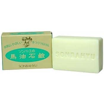 ソンバーユ石鹸 85g ひのきの香り