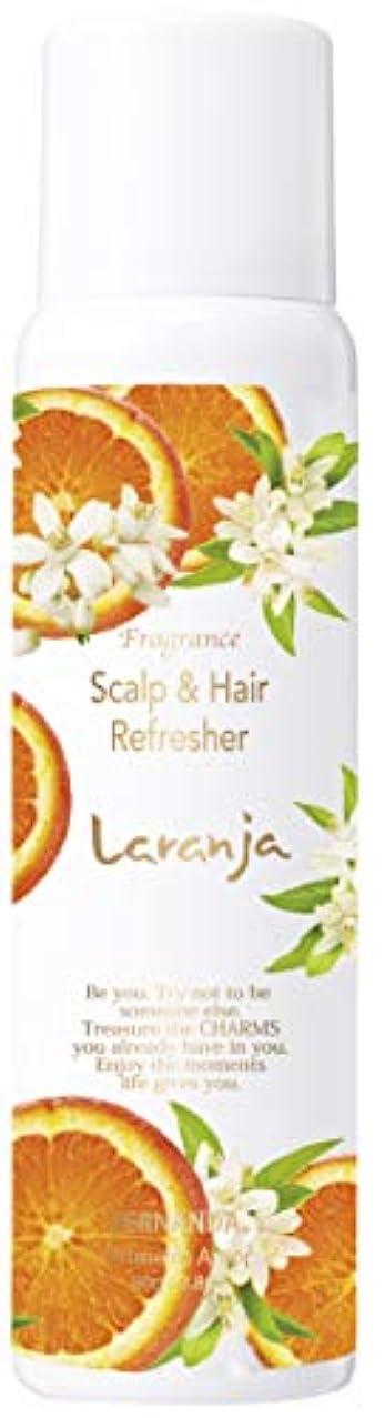 従者注文インシュレータFERNANDA(フェルナンダ) Scalp & hair Refresher Laranja (スカルプ&ヘアー リフレッシャー ラランジア)