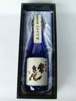 常きげん 純米大吟醸 吟醸王國(アンティークボトル) 720ml