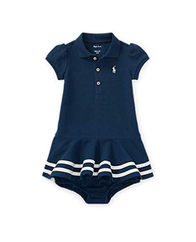ラルフローレンの子供服 [POLO RALPHLAUREN] ベビー 女の子ツーピースセット 85cm [並行輸入品]