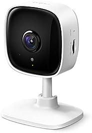 TP-Link Tapo Home Security Wi-Fi Camera - 1080p, Night Vision, Sound & Light Alarm, Two-Way Audio, 24/7 Li